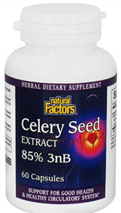 Celery seed for high blood pressure